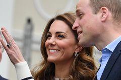 Prinz William & Herzogin Kate