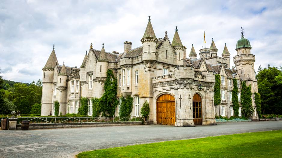 Viele Royals leben in luxuriösen Anwesen