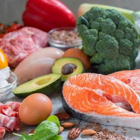 Low-Carb Diät: Kohlenhydratarme Lebensmittel