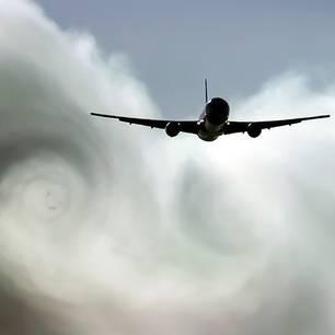 Turbulenzen im Flug nehmen zu