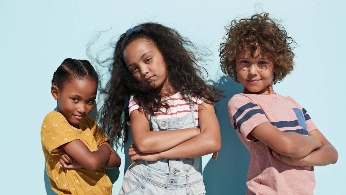 Für coole Kids: Kindermode, die sich sehen lassen kann!