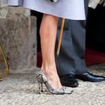 Schuhe der Royals: Letizia von Spanien Schuhe im Detail