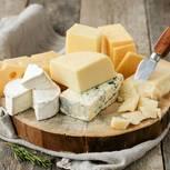 Käse selber machen: Käseplatte