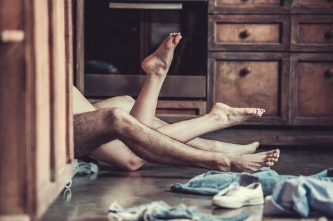 Sportlich: In diesem Raum verbrennst du am meisten Kalorien beim Sex