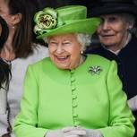Queen macht gelungenen Scherz