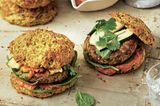 Zucchini-Burger