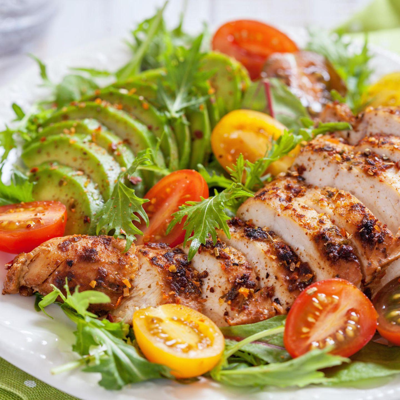 Gewichtsverlust Diät für Teenager