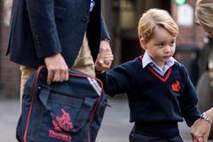 Sorge um Prinz George: Wird der kleine Prinz gemobbt?