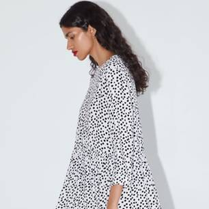Polka-Dot-Dress von Zara