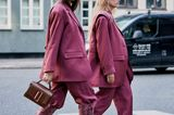 Copenhagen Streetstyle: Frauen im monochromen Look