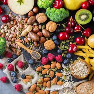 90-Tage-Diät: Gesunde Lebensmittel