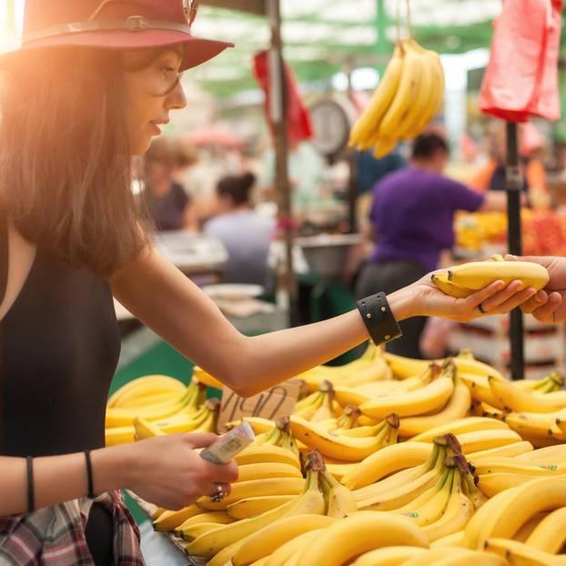 Bananen sterben aus