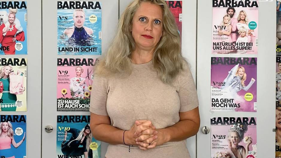Barbara über: