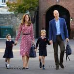 Prinzessin Charlotte: Fotos von ihrer Einschulung
