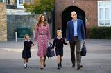 Royale Kinderfotos: Prinzessin Charlottes mit ihrer Familie unterwegs