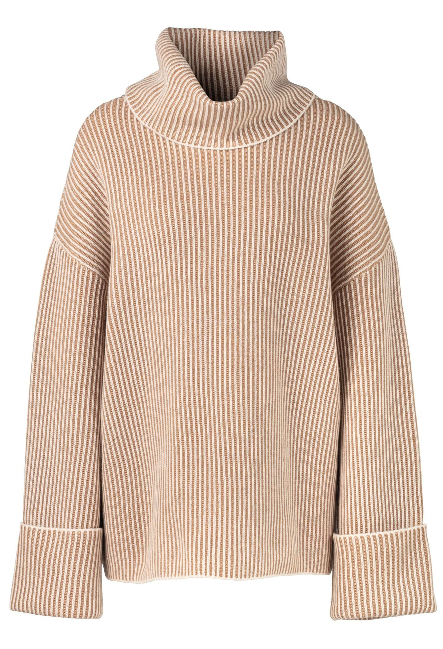 1 Style, 2 Looks: Cashmere Pullover