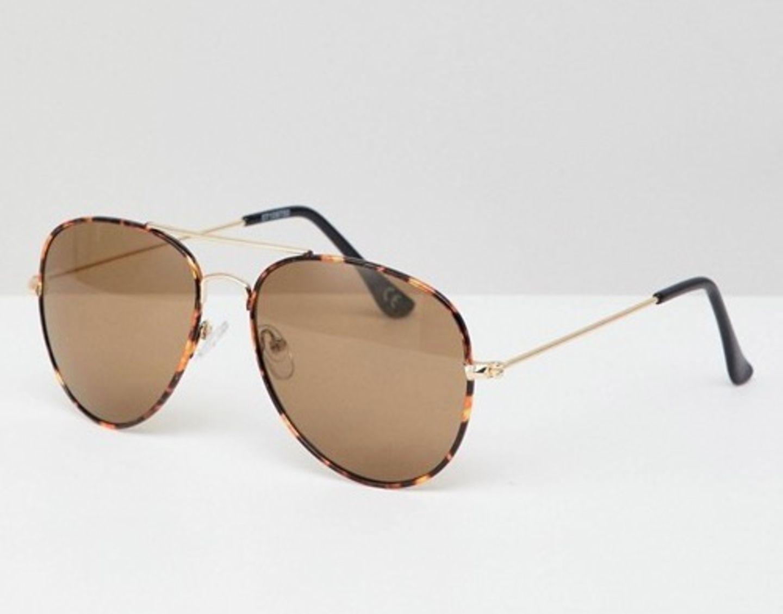 1 Look, 2 Styles: Sonnenbrille