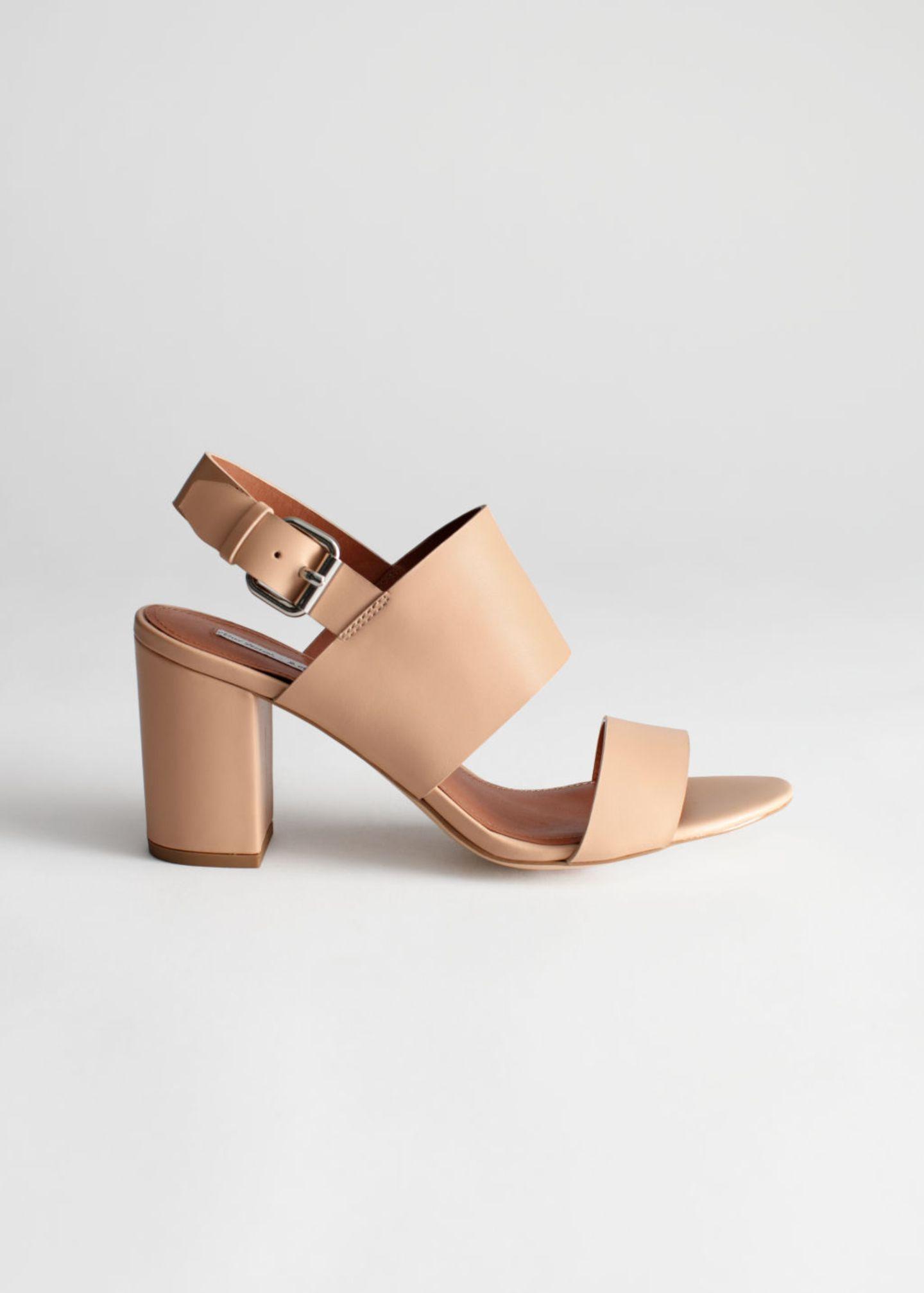 1 Style, 2 Look: Chunky Heel