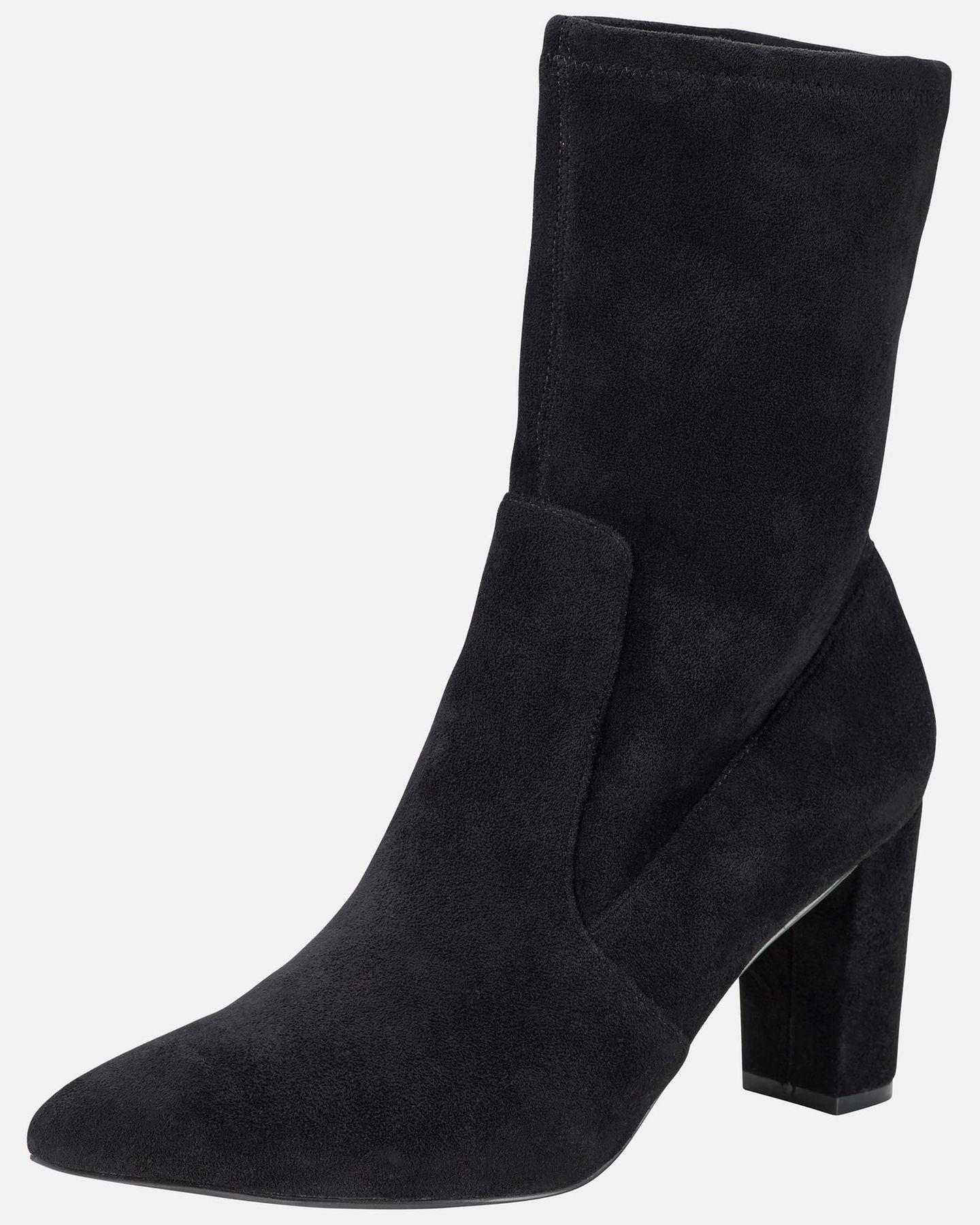 1 Style, 2 Looks: Sockboots