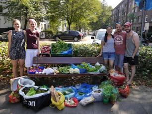 Foodsaver von foodsharing Hamburg