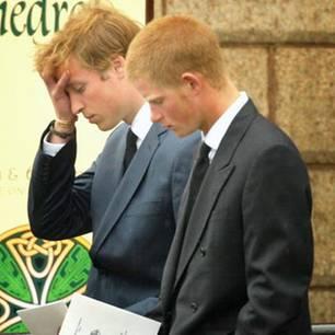 William und Harry: Abschied von Lady Diana