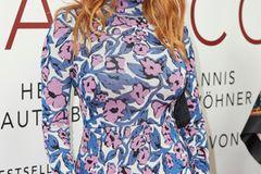 Haarfarbe: Palina Rojinski