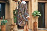 Boho-Style: Diese Looks sind jetzt angesagt: Streifenkleid