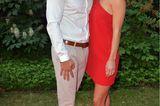 Bachelor+Bachelorette: Andrej und Jennifer auf dem roten Teppich