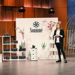 Soummé Anti-Transpirant: Gründerin stellt Produkt vor