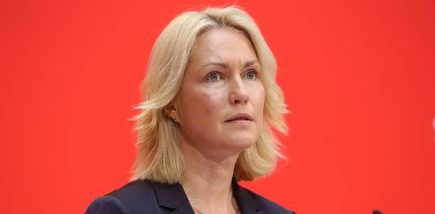 Manuela Schwesig: Brustkrebs-Diagnose