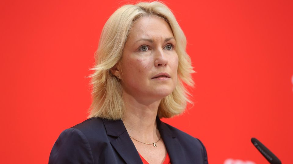 Manuela Schwesig: Brustkrebs-Diagnose