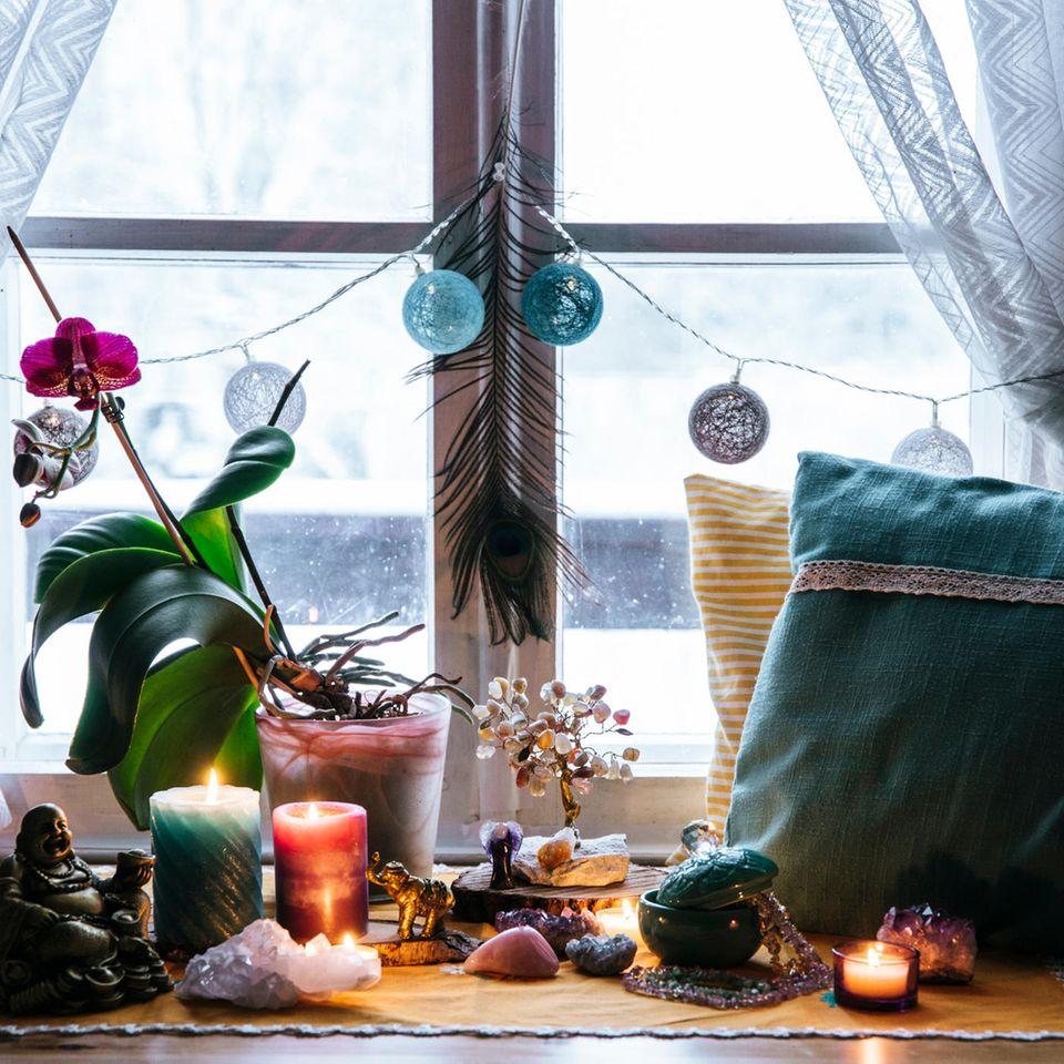 Energetische Hausreinigung: So befreist du deine Wohnung sofort von negativen Energien