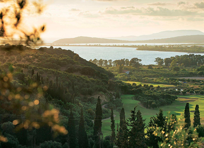 Peloponnes Bucht von Navarino