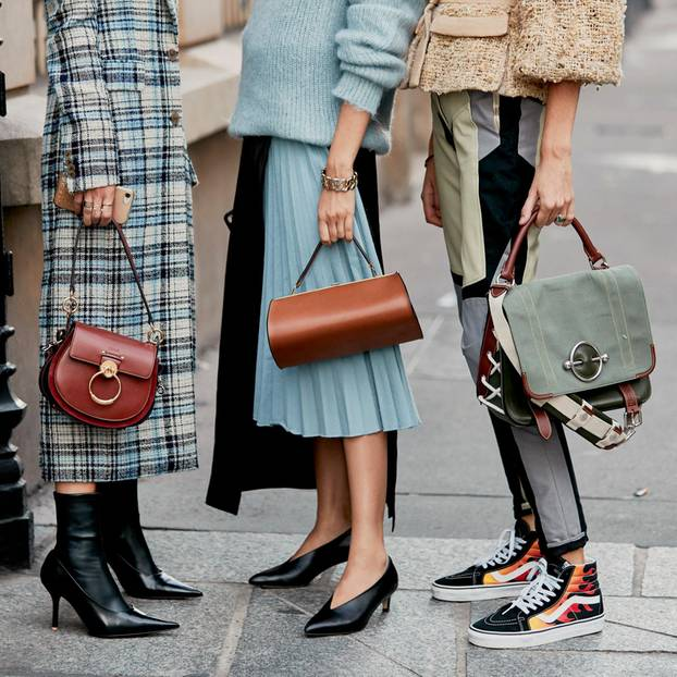 Favorite French brand: French women on the street