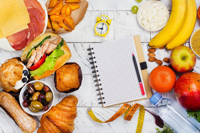 Diät mit 5 Mahlzeiten