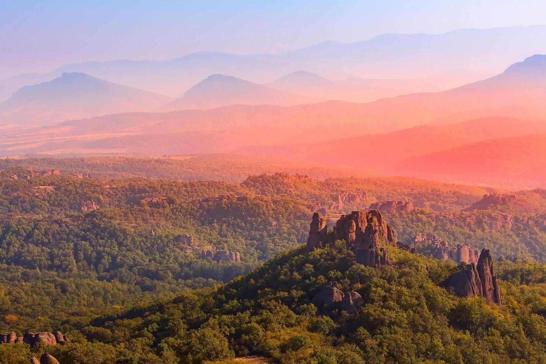 Bulgarien Urlaub: Die besten Tipps: Landschaft Bulgarien