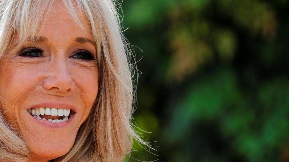 Brigitte Macron: Wie sie mit dieser Frisur einen neuen Trend für den Herbst setzt