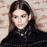 Beautytrends Herbst 2019: Kaia Gerber mit Eyeliner