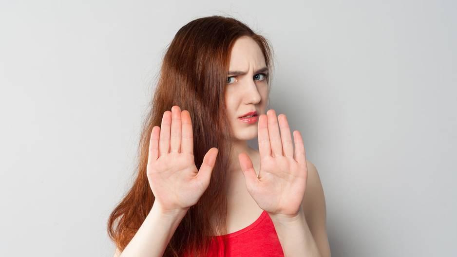 'Fass mich nicht an': Welche Sternzeichen keinen Körperkontakt ertragen