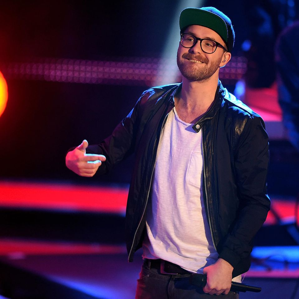 """Mark Forster bleibt bei """"The Voice of Germany"""""""