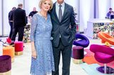 Promi Events: Liz Mohn und Thomas Rabe auf dem roten Teppich