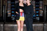 Promi Events: Toni Garrn mit Judith Dommermuth
