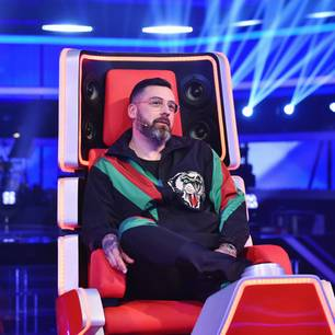 "Sido: bei ""The Voice"""
