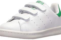 Stan Smith Sneaker mit Klettverschluss