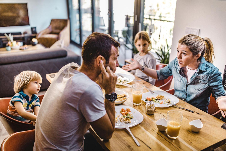 Warum es ein gutes Zeichen ist, wenn deine Familie dich nervt