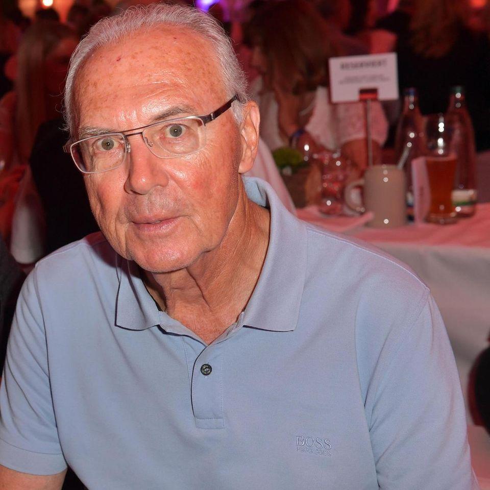 Franz Beckenbauer: Sohn erzählt wie es wirklich um seine Gesundheit steht