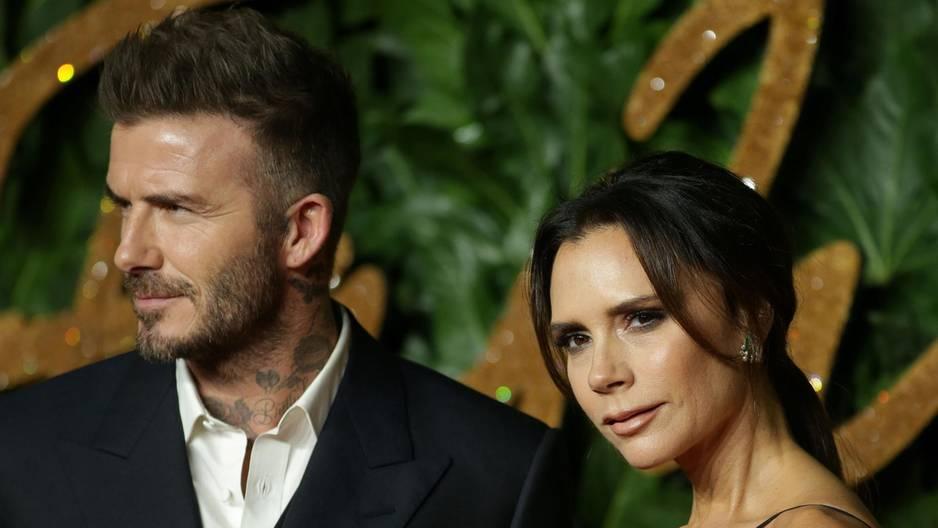 Victoria und David Beckham feiern 20. Hochzeitstag