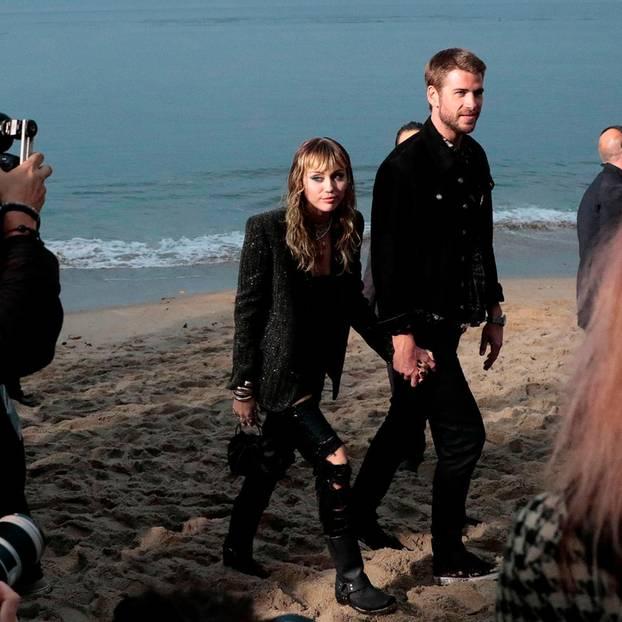 Promi-News: Miley Cyrus – Erfuhr Liam die Trennung über Social Media?