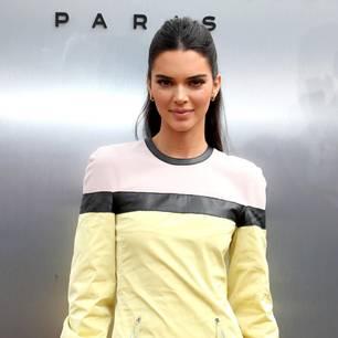 Star-Style: Kendell Jenner posiert