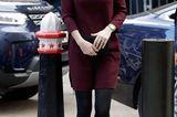 Meghan Markle + Herzogin Kate: Kate Middleton mit kurzem Kleid